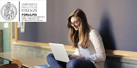 #OrientailFuturo: alla scoperta del Corso di Laurea in Scienze dell'Educazione e della Formazione biglietti