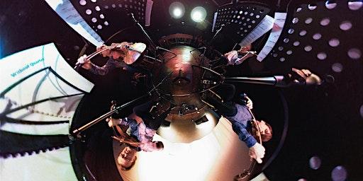 Modulus Quartet Live From Under the Thames