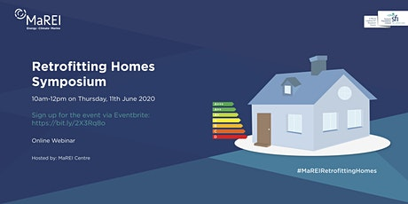 MaREI Retrofitting Homes Symposium tickets