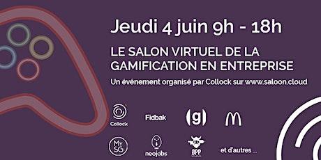 Salon de la Gamification en Entreprise billets