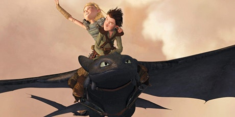 Drive in bioscoop - How To Train Your Dragon (NL gesproken) tickets