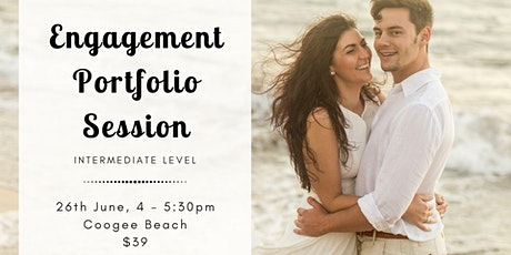Couple Portraits at Coogee Beach tickets