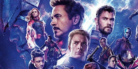 Drive in bioscoop - Avengers Endgame tickets