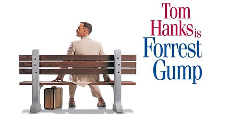 Drive in bioscoop - Forrest Gump tickets