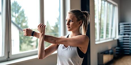 Wirbelsäule Gymnastik Indoor mit Marion Ecker Tickets