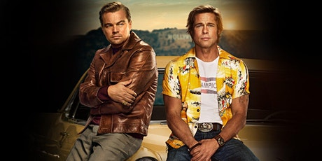 Drive in bioscoop - Once Upon A Time In Hollywood tickets