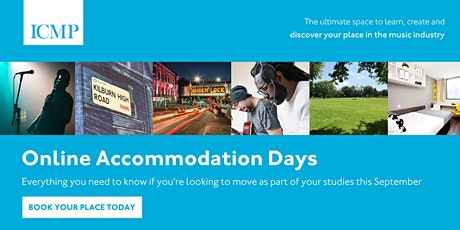 Virtual Accommodation Day 3 (mature students) tickets