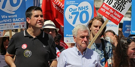 Coronavirus Crisis: Neoliberal failure & the alternative - Richard Burgon entradas