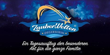 Eröffnung der Zauberwelten in Degersheim Tickets
