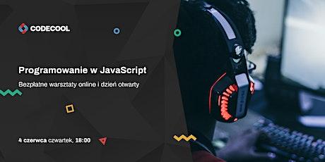 Programowanie w JavaScript - warsztaty tickets