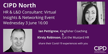 CIPD North - HR & L&D Independents: Insights & Networking - 16:00 tickets