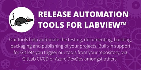 Release Automation Tools - June 2020 Webinar tickets