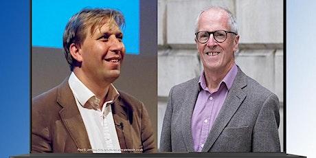 Covid-19 webinars: Sir John Holman in conversation with Chris Lintott tickets
