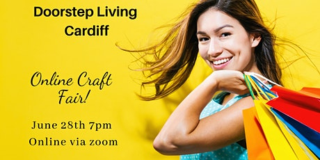 Copy of Online Craft Fair Cardiff tickets