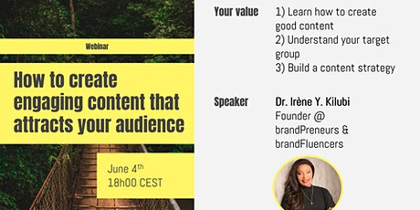 How to create engaging content that attracts your audience tickets