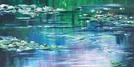 Chill & Paint Night  Auck City Hotel  - Waterlily Monet Inspired tickets