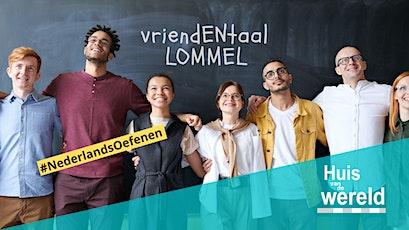 Nederlands oefenen bij vriendENtaal tickets