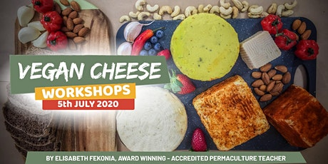 Vegan Cheese & Culture Non-Dairy tickets