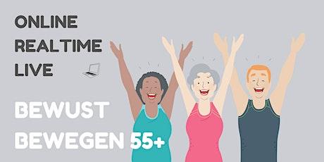 Online Bewust Bewegen 55+ tickets