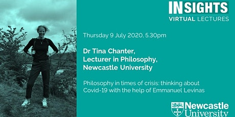 INSIGHTS Virtual Lectures: Philosophy in times of crisis tickets