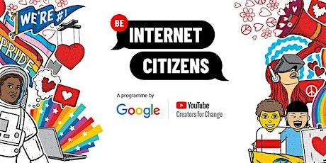Be Internet Citizens - Train the Teacher Webinar on E-safety (16th June) tickets