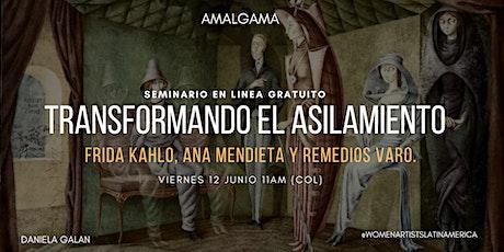 Frida Kahlo, Remedios Varo & Ana Mendieta tickets