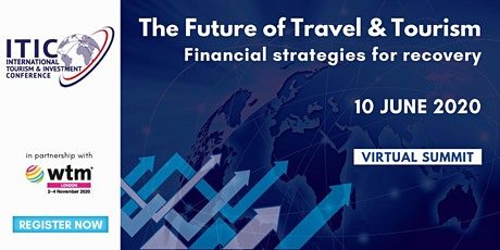 The Future of Travel & Tourism - Financial strategies for recovery tickets