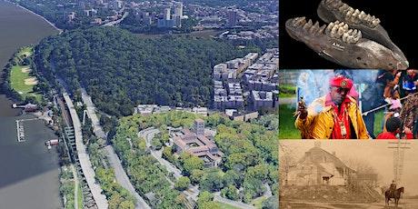 'The Secrets of Inwood, Prehistoric NYC Neighborhood' Webinar  tickets