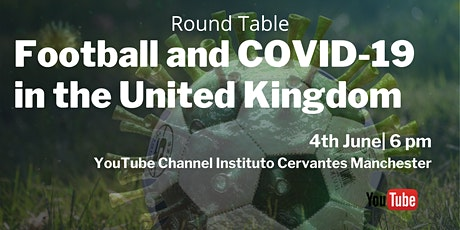 Round Table: Football and Covid-19 in the UK entradas