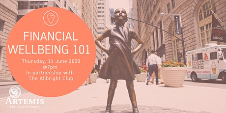 Your Financial Wellbeing 101 with Laura Whateley Tickets
