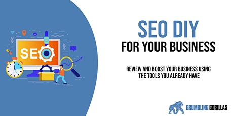 SEO DIY for Your Business tickets