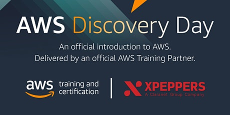 AWS Discovery Day by XPeppers biglietti