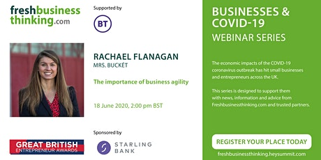 The importance of business agility tickets