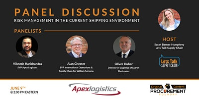 Panel Discussion-Risk Management in the Current Shipping Environment