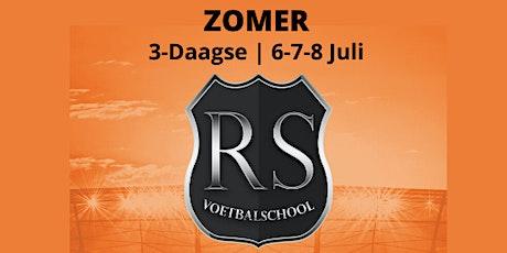 RS Voetbalschool 3-Daagse | 6-7-8 Juli tickets