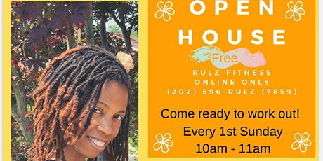 Rulz Fitness® - Free Online Hour Open House tickets