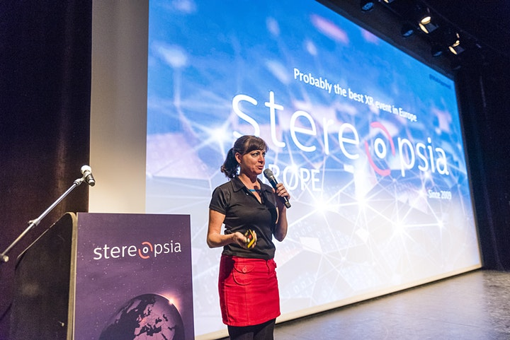 Stereopsia  Europe, World Immersion Forum image