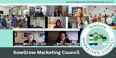 SowGrow Marketing Council Meeting tickets
