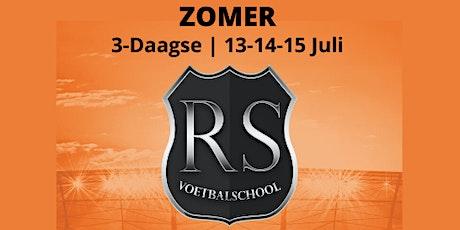 RS Voetbalschool 3-Daagse | 13-14-15 Juli tickets
