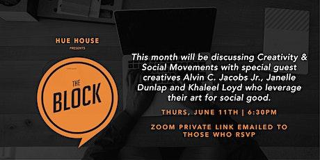 The Block: Art & Social Movements tickets