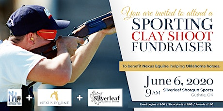 Sporting Clay Shoot to benefit Nexus Equine presented by Neff Hogue Farms tickets