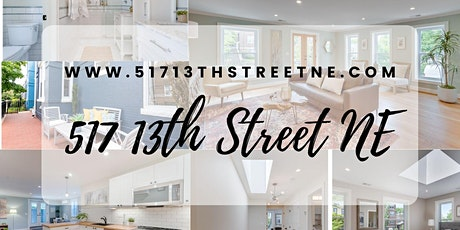 Open House for 517 13th Street NE DC tickets