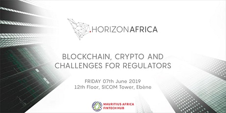Copy of Blockchain, Cryptocurrencies and challenges for regulators tickets