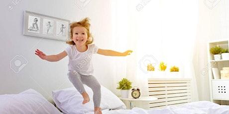 Toddler Sleep Webinar tickets