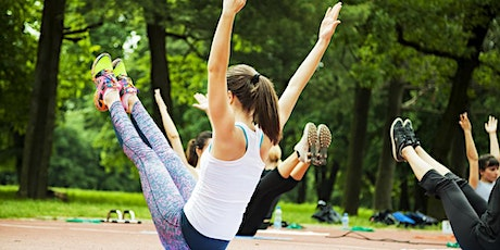 Outdoor Fitness Classes 13 June tickets
