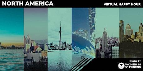 Wi3DP North America Virtual Happy Hour tickets