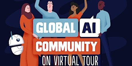 Microsoft Global AI on Tour tickets