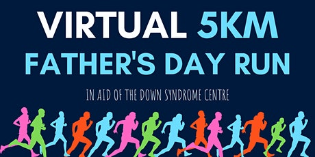 Virtual Father's Day 5km Tickets