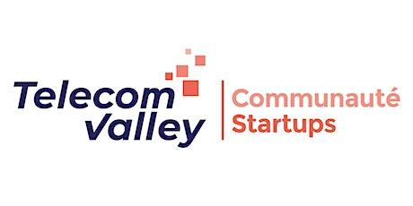 Communauté Startups 23 juin 2020 - TELECOM VALLEY billets