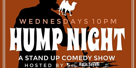 Hump Night: A Stand Up Comedy Show tickets